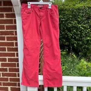 Vineyard Vines Red Jeans